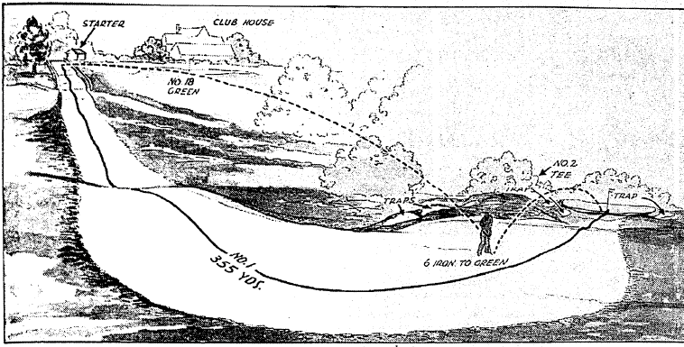 Drawing 1939-6-25 Oklahoman - OCG&CC #1