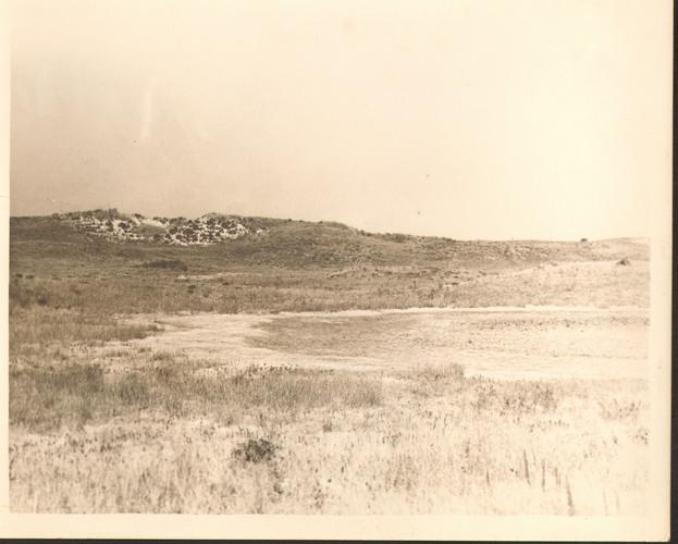 Photo Prairie Dunes #6 Toward #2 (Clouse