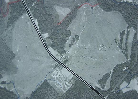 Aerial 1950 Reynolds Park (Clouser).JPG