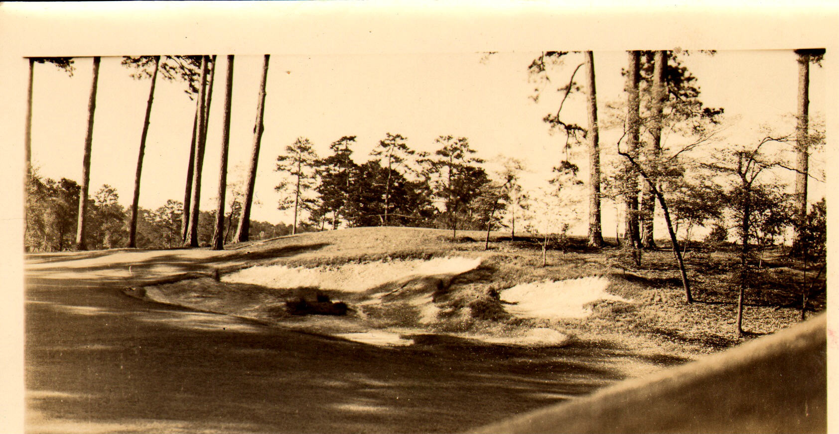 Photo ANGC #10 Greenside Bunker (Clouser