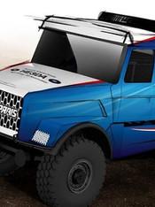 Na Dakar se už chystá elektrický závodní kamión. Celý vznikne v Česku