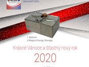 V Horní Suché byla v těchto dnech vyrobena první baterie, která je určena pro sériovou výrobu