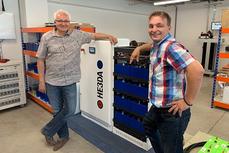 J. Procházka a R. Prus o budoucnosti společností HE3DA a Magna Energy Storage