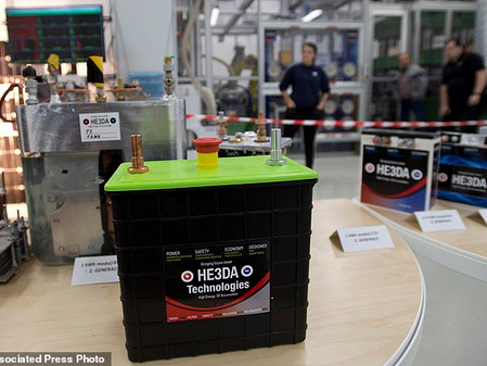 Nanotech 'superbatteries' that can last longer and charge faster that current tech begin mas