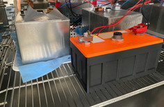 Specialized frost-resistant battery made in HE3DA
