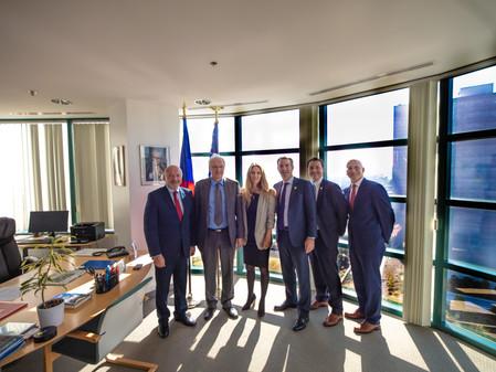 Generální konzulát ČR v Los Angeles podporuje české firmy v hledání nejvýhodnějších investičních pob