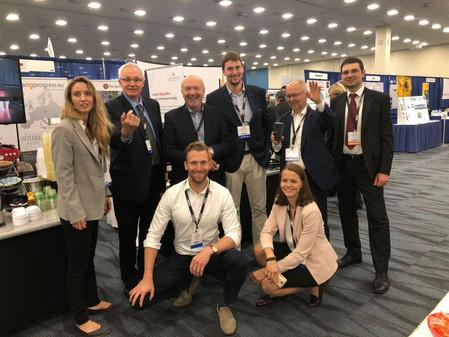 České nanotechnologické špičky se představily na veletrhu TechConnect/Nanotech 2018 v kalifornském A