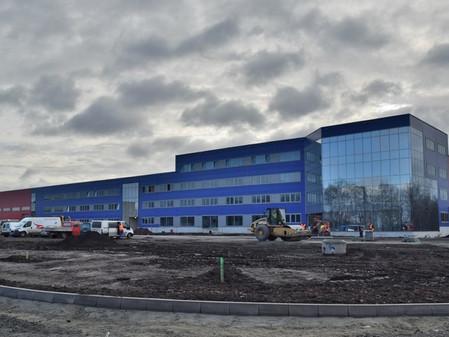 HE3DA: příprava výroby v Horní Suché