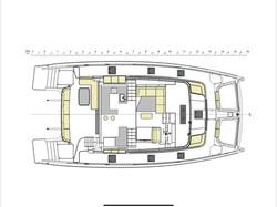 Electric catamaran