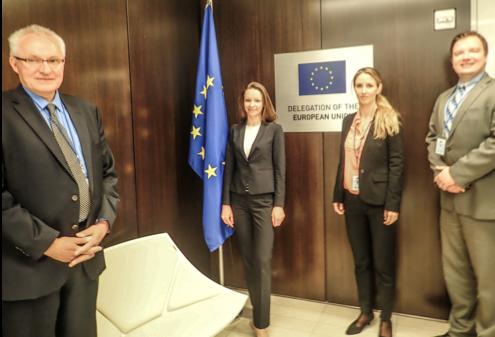 Delegace Evropské unie