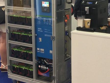 Co takhle dát si kávu uvařenou na baterii od HE3DA?