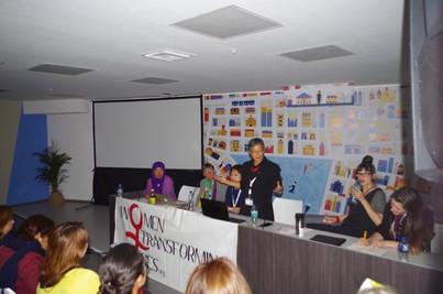 Women Friendly Cities Challenge: an International Collaborative Project