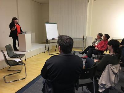 SpeakUp Workshop