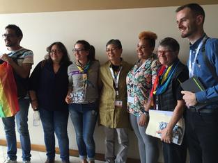 Women Transforming Cities Participation at UN Habitat III