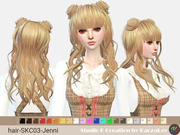 Hair SKC003 Jenni