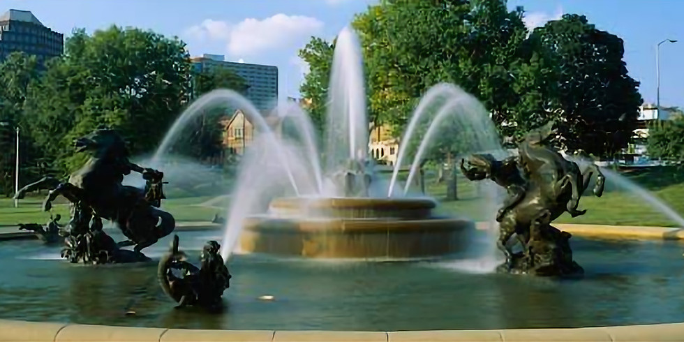 POP - The Fountain Purple for Lupus