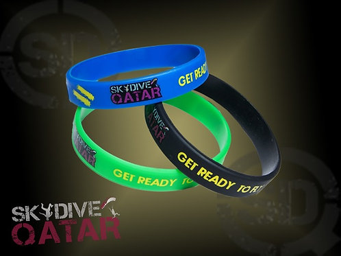 Skydive Qatar bracelet