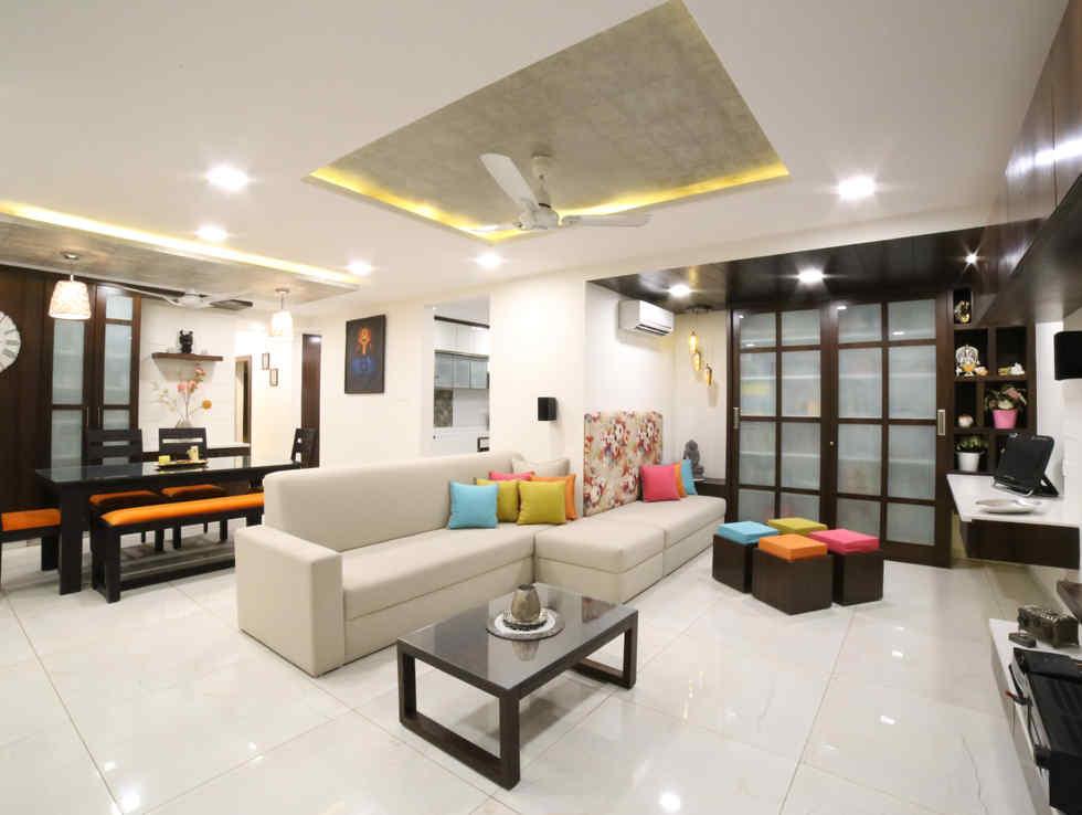 Living Room - India Bulls