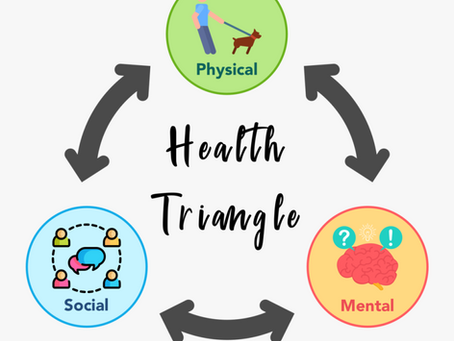 """Happy By Design""  - The impact of design on mental and physical health."
