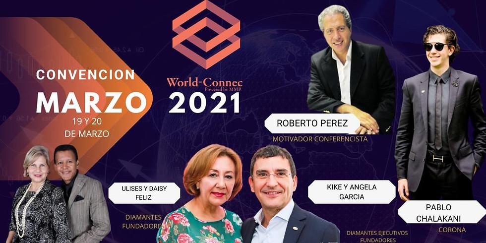 Convención  World-Connect 2021