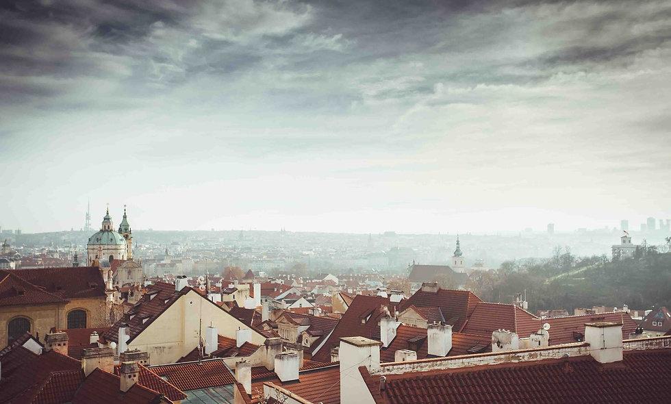 Excursion géocaching à Prague - du 28 avril au 6 mai