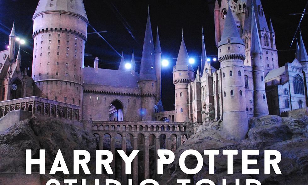 Accompte Séjour Privé Londres - Harry Potter