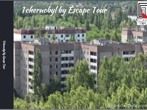Livre photo Tchernobyl