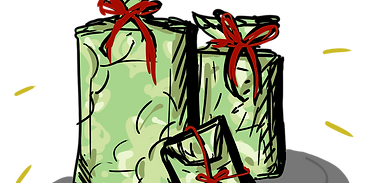 Pochette Père Noël
