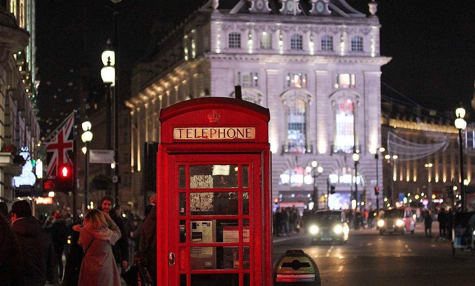 Shopping de Noël à Londres