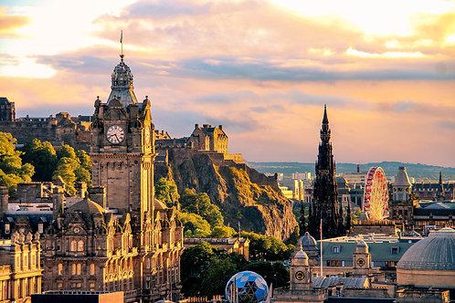 Weekend à Edimbourg pour deux !