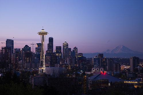 20 ans de Geocaching à Seattle