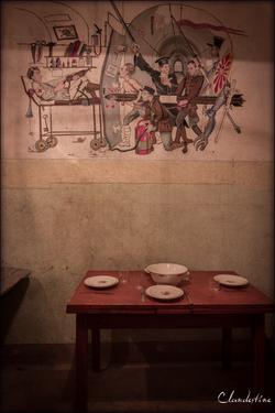 Fort aux fresques