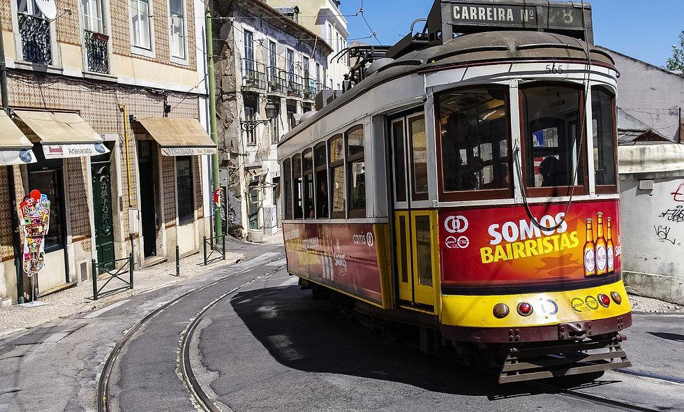 Séjour à Lisbonne pour deux