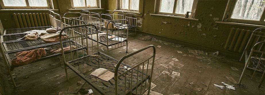 Excursion à Tchernobyl !
