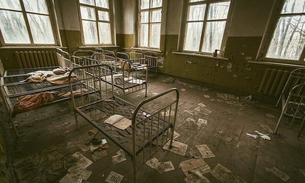 Excursion à Tchernobyl depuis Lyon