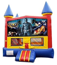themed bounce house rental