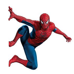 Spiderman Character rental