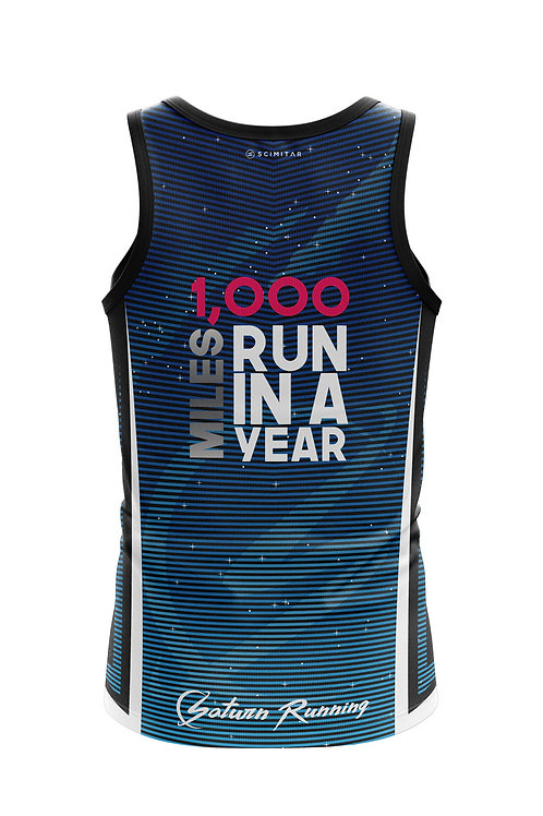 PRE-ORDER Mens 1000 Mile Saturn Running Vest