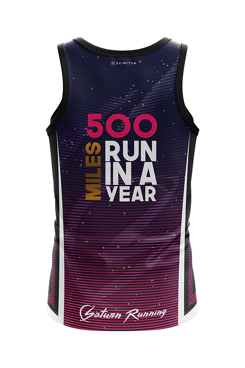 Womens 500 Mile Saturn Running Vest