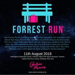 FORREST  RUN, SATURN RUNNING