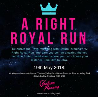 Saturn Running A Right Royal Run