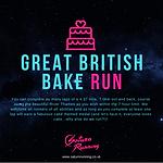 Great British Bake run 2 Saturn running