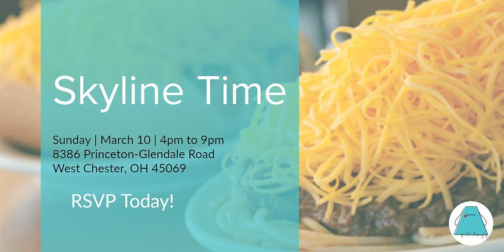 Skyline Time Fundraiser