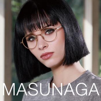 MASUNAGA Lunettes
