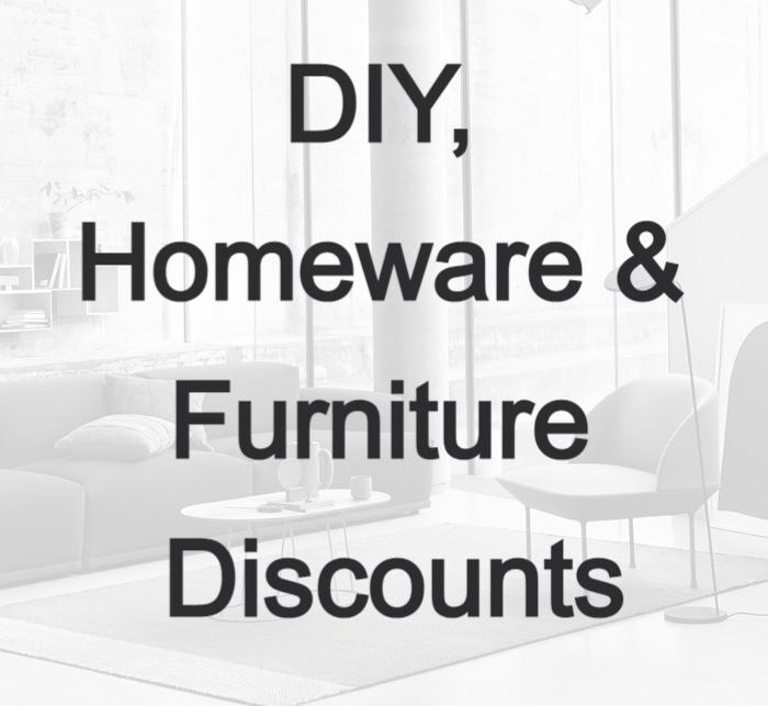 DIY, Homeware & Furniture