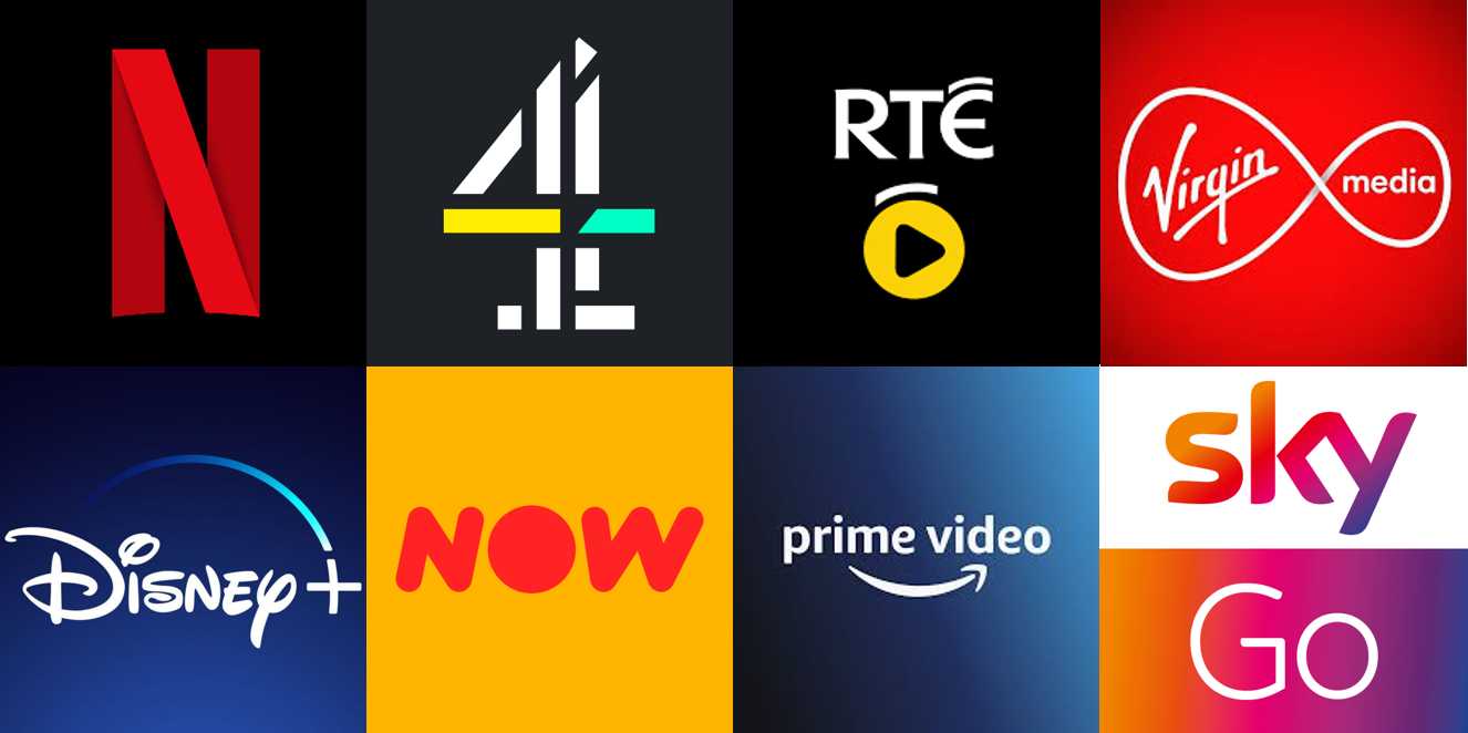 Guide to Ireland's free TV players & streaming apps.