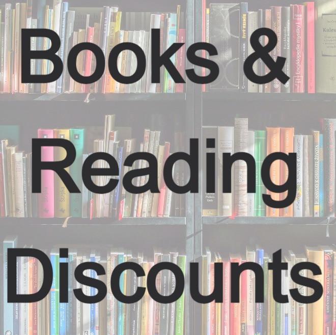 Books & Reading discounts