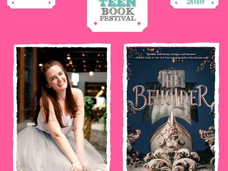 NoVa TEEN Book Festival!
