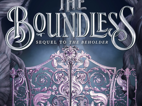The Boundless cover released!