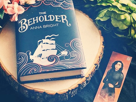 THE BEHOLDER library campaign + giveaway!